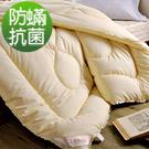 義大利La Belle《防蹣抗菌-100%澳洲羊毛蕾絲暖冬被》- 雙人