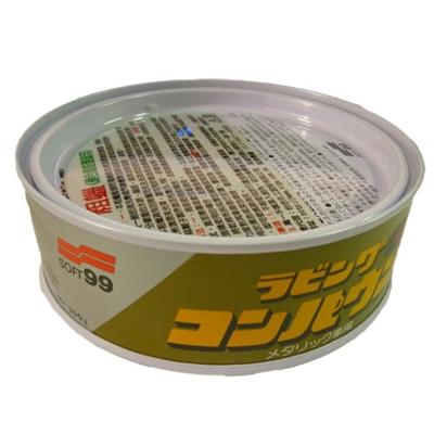 日本SOFT 99粗蠟(烤漆車用)-快