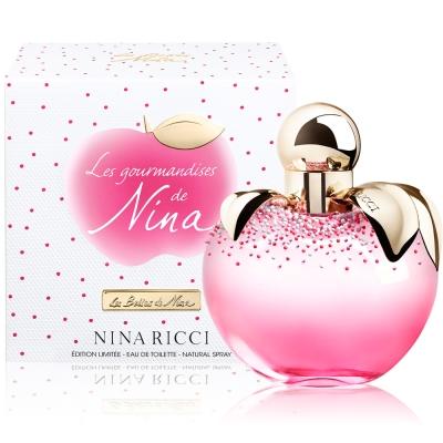 Nina Ricci 蘋果繽紛樂女性淡香水  80 ml (贈隨機品牌小香)