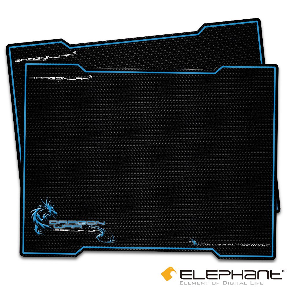 ELEPHANT 龍戰系列 5mm厚度 高精密度遊戲滑鼠墊 (GP-001)