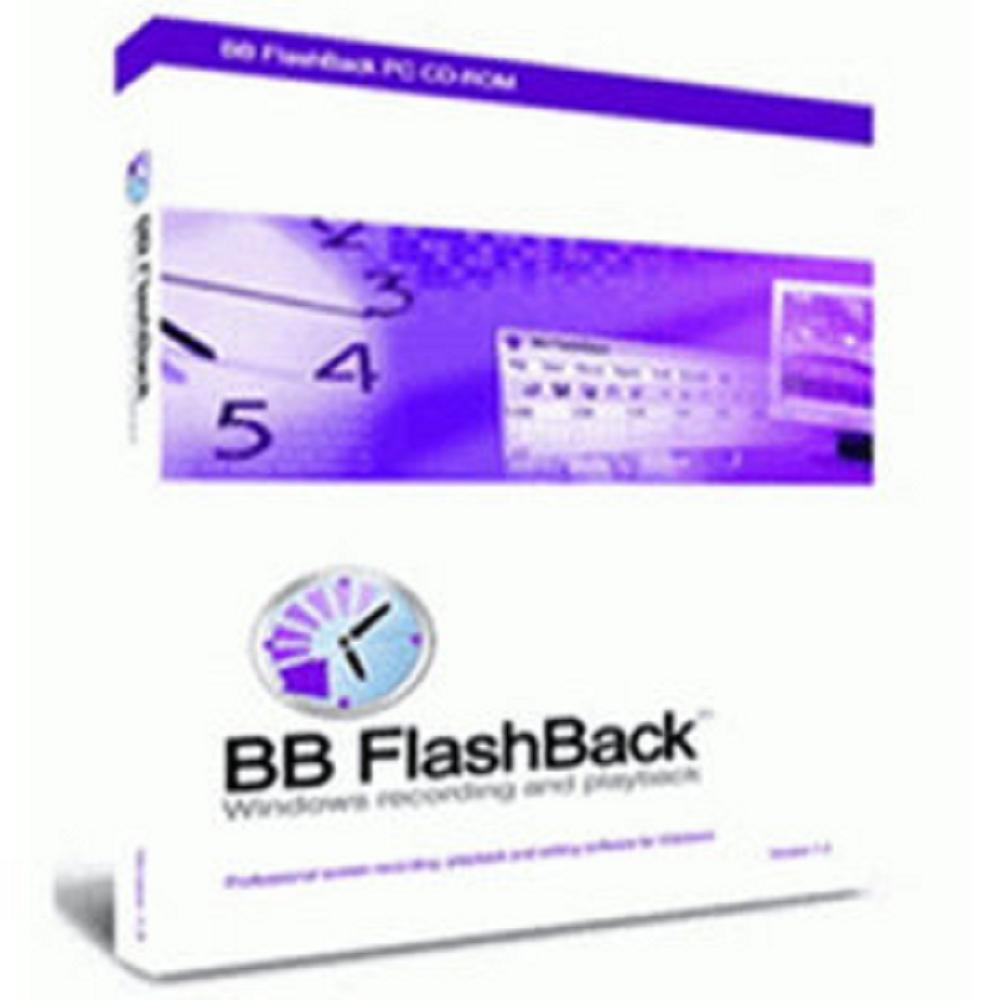 BB FlashBack 標準單機版 (下載)