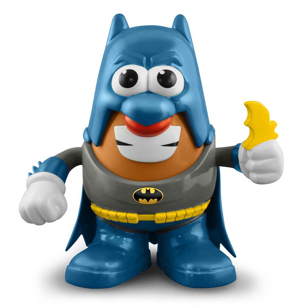 【孩之寶Hasbro】兒樂寶Playskool蝙蝠俠PPW蛋頭組 A8619