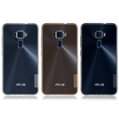 NILLKIN ASUS ZenFone 3 ZE520KL 本色TPU軟套