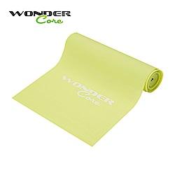 Wonder Core 伸展彈力帶 (檸檬綠/0.4mm)