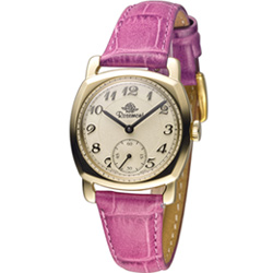 Rosemont 戀舊系列時尚錶-紫/29mm