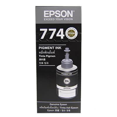 EPSON T7741/T774100 原廠墨水(黑色)兩瓶組