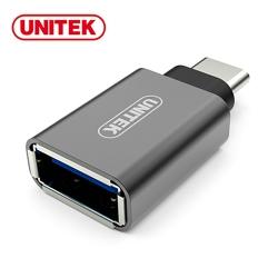UNITEK 優越者USB3.1Type-C轉USB3.0轉接頭(