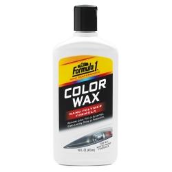 Formula1奈米色彩增艷蠟-白色車系-急速配