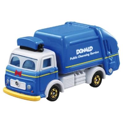 任選 TOMICA DM05唐老鴨垃圾車 迪士尼小汽車 DS89434