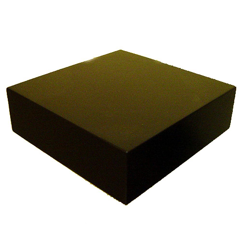 開運陶源【高貴松木底座】~適用所有小立體雕塑品