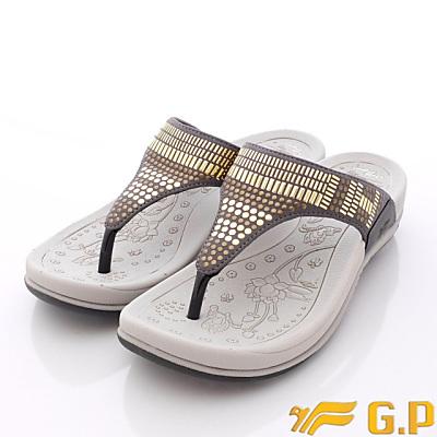 GP涼鞋-金光閃閃夾腳拖-GFI892W-71