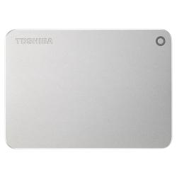 Toshiba 金耀碟P2 2TB 2.5吋USB3.0外接式硬碟(金鑽銀)