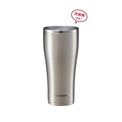 [限時下殺4折]象印*0.6L 不鏽鋼真空保溫杯(SX-DB60)(無杯蓋)(8H)