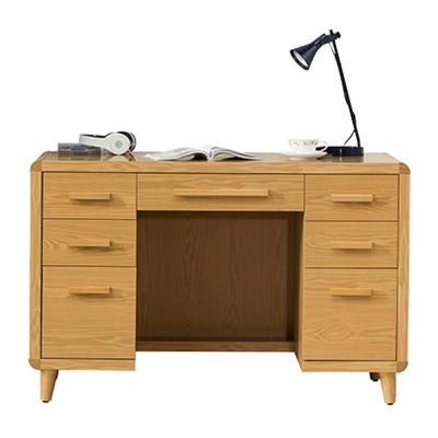 ROSA羅莎 溫斯敦原木色4尺書桌