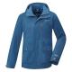 【ATUNAS 歐都納】男款防水GORE-TEX二件式風衣外套A-G1721M灰藍 product thumbnail 1