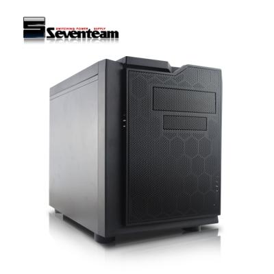 七盟 極速 DX3 S-900 黑色 電腦機殼