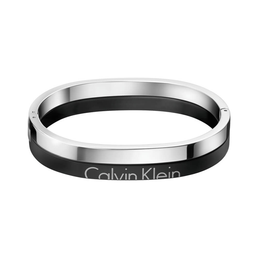 CALVIN KLEIN 鼓動系列 封閉式手環