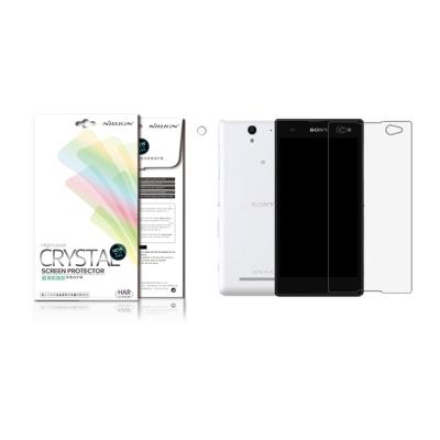 NILLKIN SONY Xperia C3 D2533 超清防指紋抗油汙保護貼
