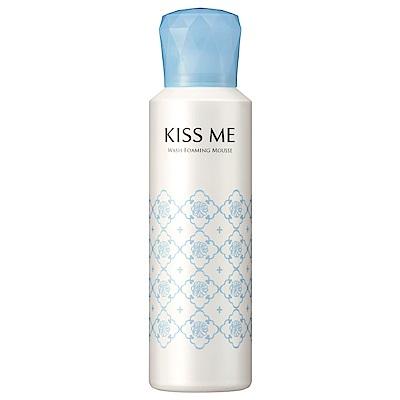 KISSME 漾白淨透潔顏泡泡150g