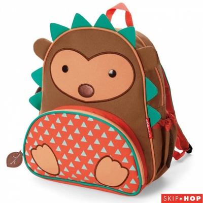 Skip Hop 刺蝟款動物兒童背包