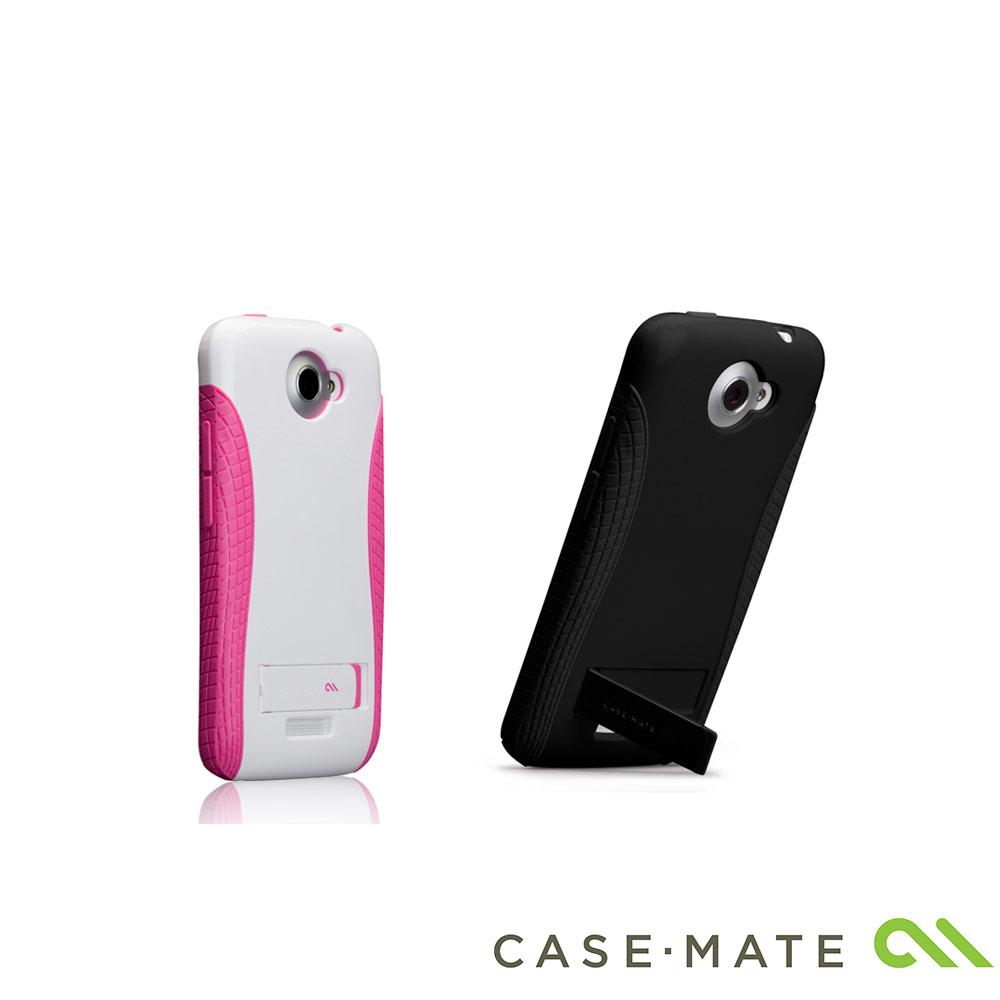 Case-Mate HTC One X/XL 流線波普雙色保護套