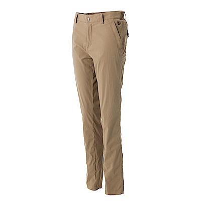 【Wildland 荒野】女彈性透氣抗UV合身長褲其