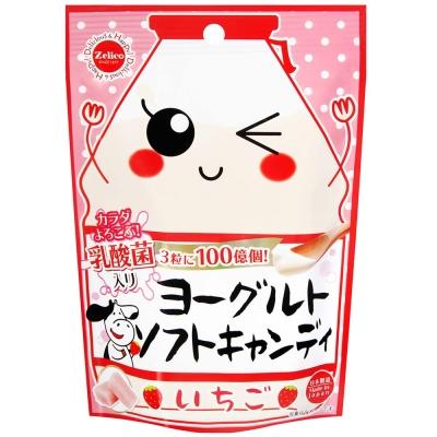 鈴木榮光堂 優格軟糖-草莓(40g)