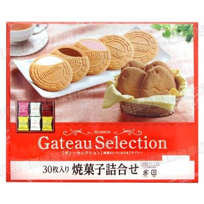 Bourbon北日本 歐風法蘭酥禮盒(242.4g)