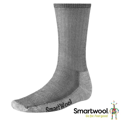 SmartWool 中級減震型徒步中長襪 灰色