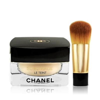 CHANEL 奢華晶鑽賦活粉底乳霜 30g 多色可選