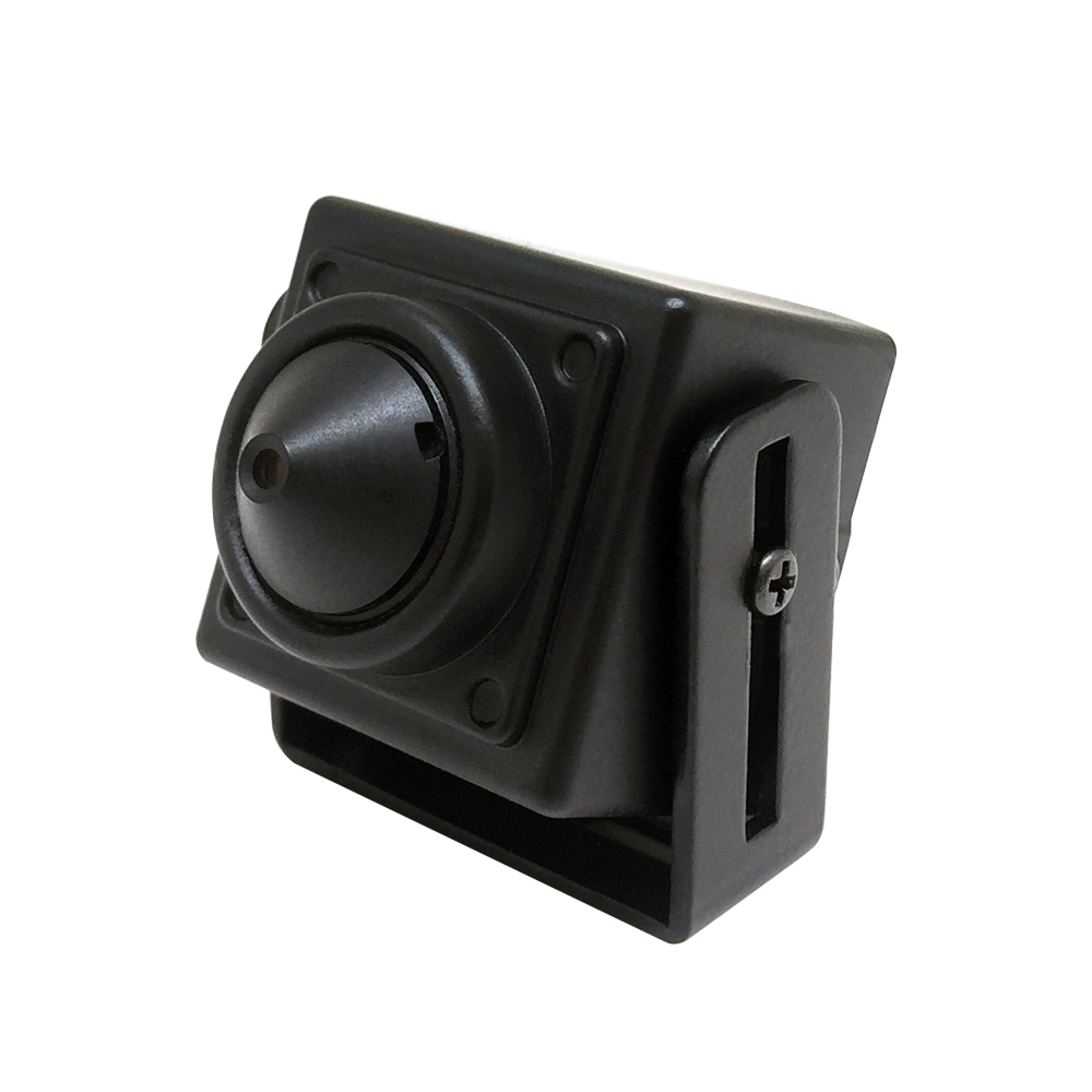 監視器攝影機 - 奇巧 AHD 720P 130萬超迷你方塊型針孔攝影機