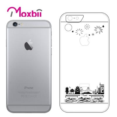 Moxbii iPhone 6/6S 4.7吋 simpOcase光雕殼-花漾東...