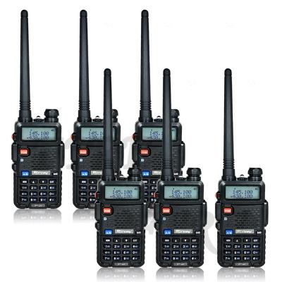 【隆威】Ronway F2 白幕版 VHF/UHF雙頻無線電對講機(6入組)
