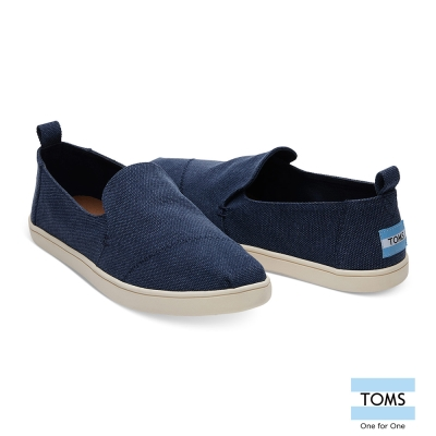 TOMS 水洗帆布休閒鞋-女款