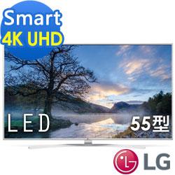 LG樂金 55型 UHD 4K Smart TV液晶電視 55UH770T