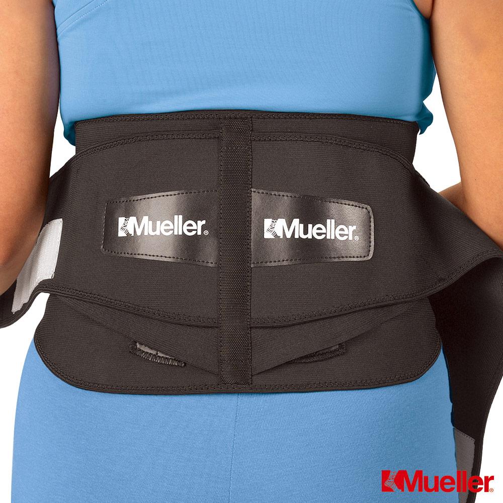 MUELLER慕樂 醫療型墊片加壓式腰薦護具 護腰(MUA255)