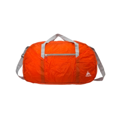 ONE POLAR 摺疊旅行袋-橘紅 PL02110OR