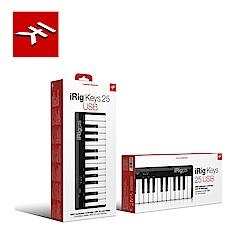 IK Multimedia iRig Keys 25鍵控制鍵盤