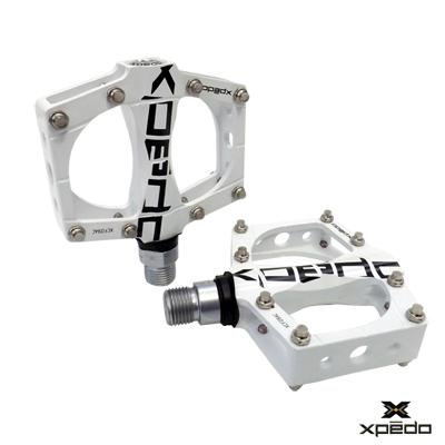 XPEDO CF09 鋁合金腳踏 白