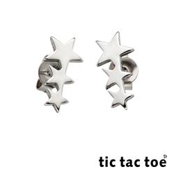 tic-tac-toe-白鋼耳環-任選三對超值組
