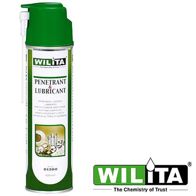 WILITA威力特 英國高滲透潤滑防鏽四效保護劑