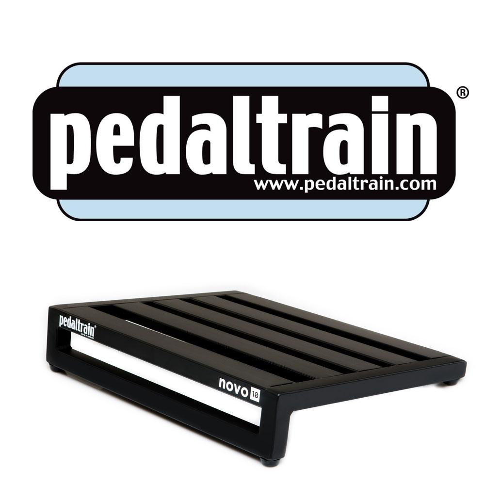 PEDALTRAIN Novo 18 SC 效果器板+軟袋