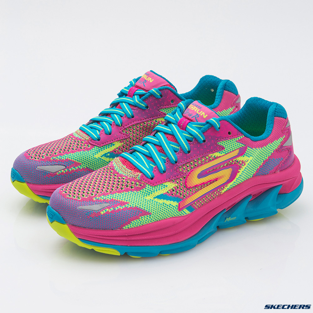 SKECHERS(女)跑步系列GO Run Ultra R-14005HPTQ