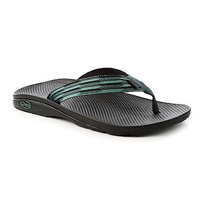 美國Chaco。男 戶外運動涼鞋 沙灘款CH-ETM01HE27 (松綠口風琴)