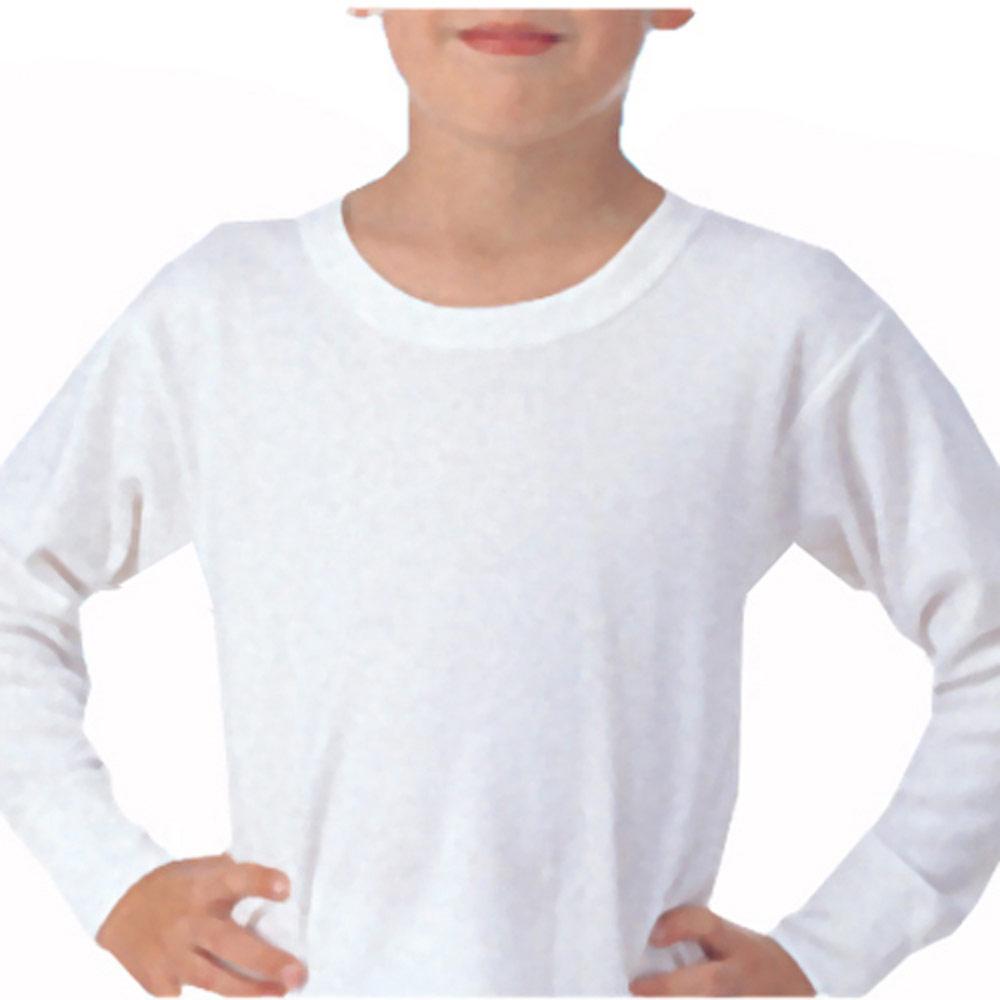 小宜而爽 男童羅紋厚棉衛生衣~尺寸28~3件組