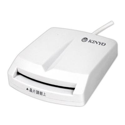 【KINYO】晶片讀卡機(KCR-350)
