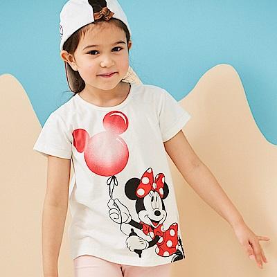 Disney 米妮系列歡樂派對圓領上衣 (2色可選)