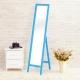 澄境 免組裝典雅實木鏡框140X30穿衣鏡