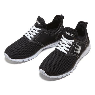 女-DADA-D-WALK時尚輕質跑鞋-百搭黑