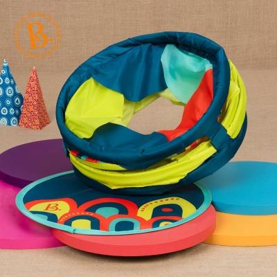 【麗嬰房】美國 B.Toys 鑽洞動(萬花筒)
